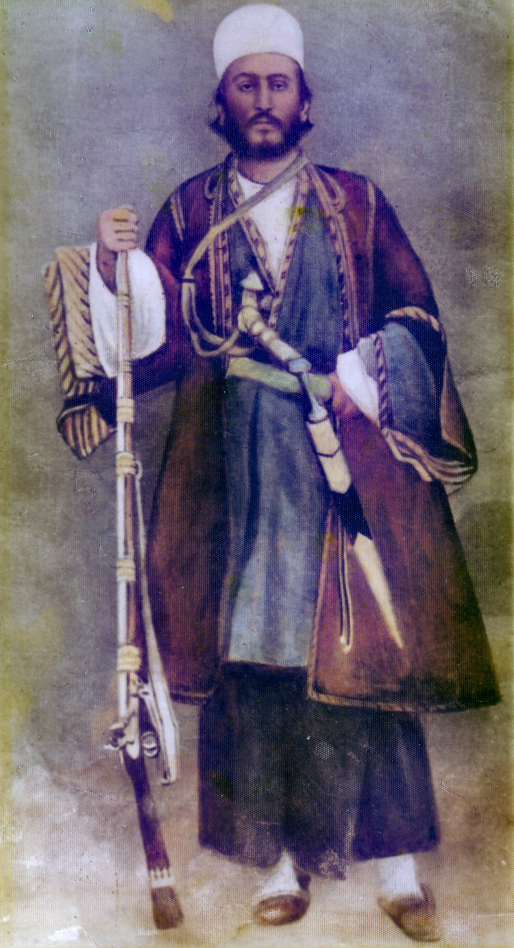 حسینقلیخان ایلخانی