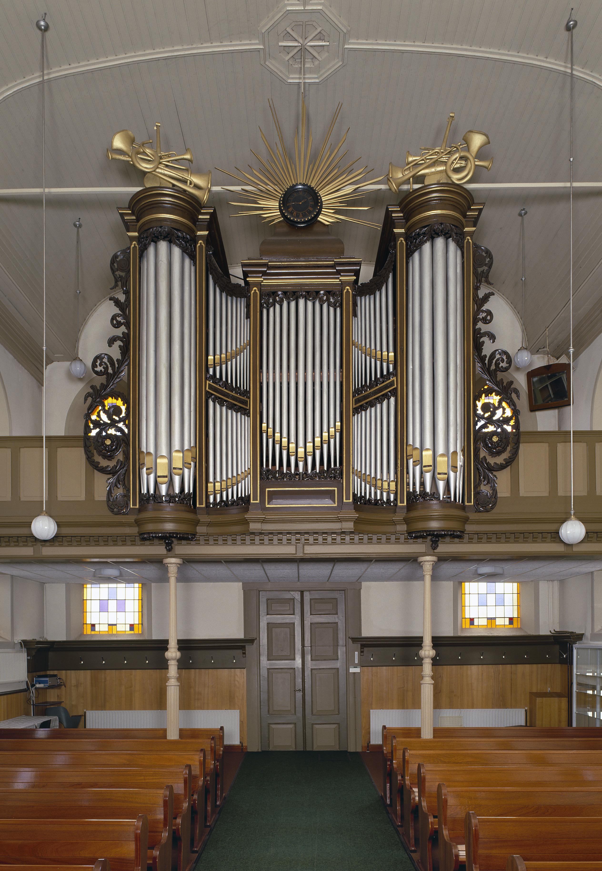 Datei interieur aanzicht orgel orgelnummer 1046 nieuwe for Interieur niederlande