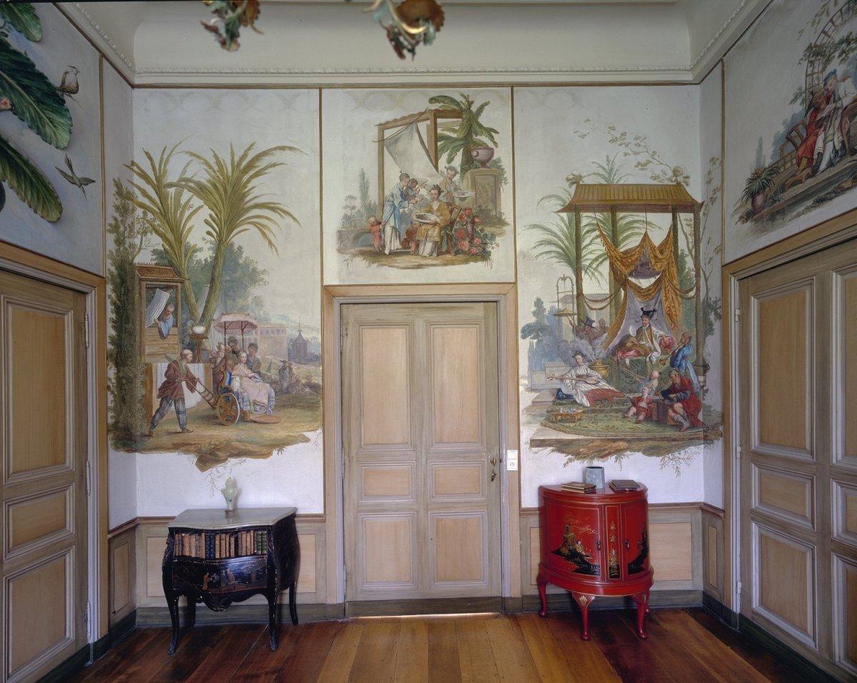 File interieur wandschilderingen chinese kamer ingericht for Kamer interieur