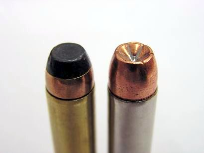 Hollow-point bullet - Wikipedia