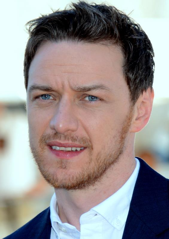 James McAvoy Cannes