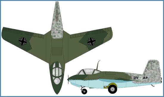 Me 263 V2