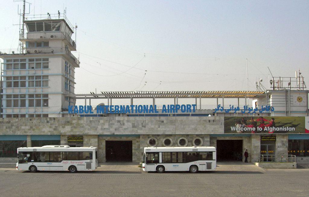 Кабул (аэропорт) — Википедия