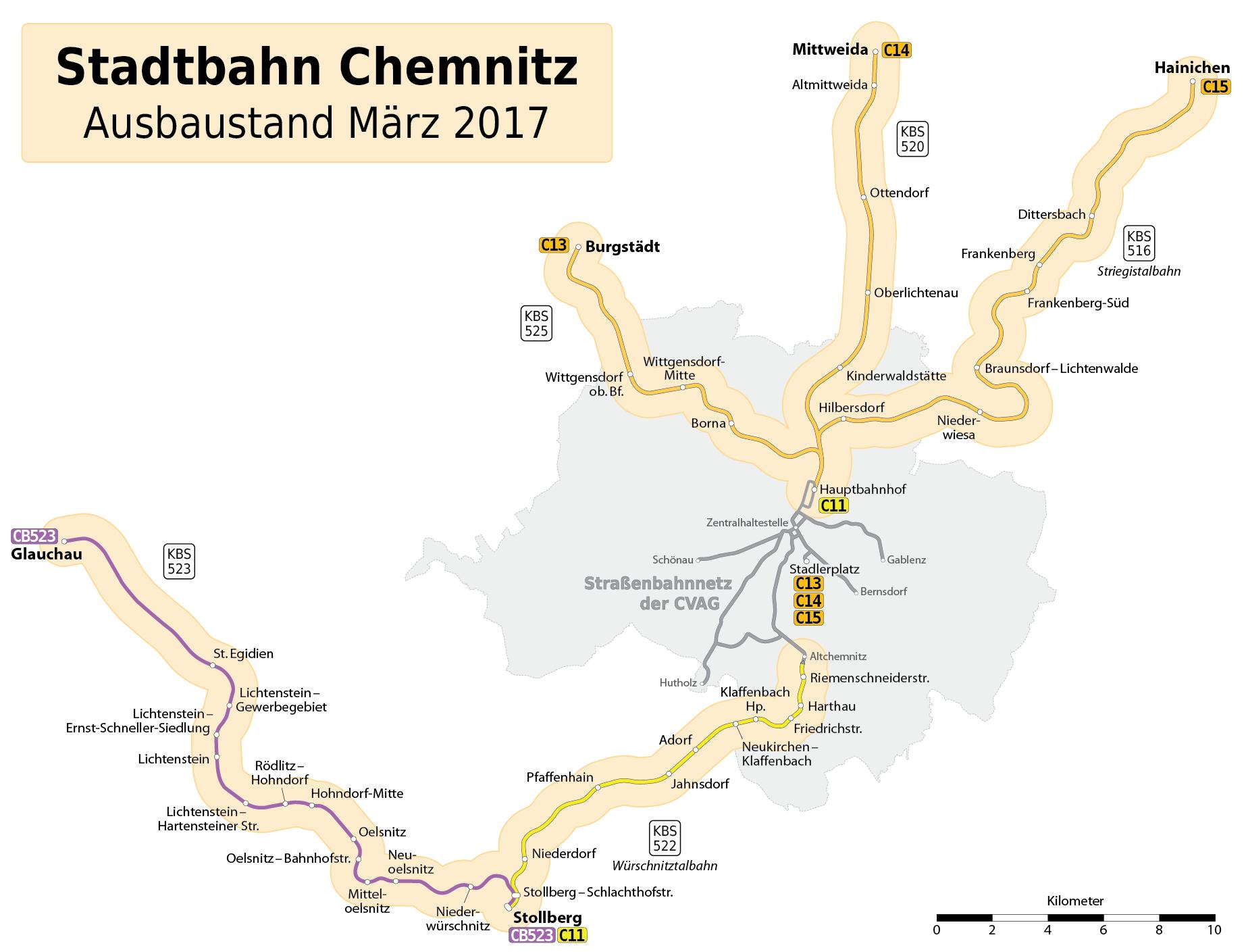 Karte Chemnitz.Datei Karte Stadtbahn Chemnitz Png Wikipedia