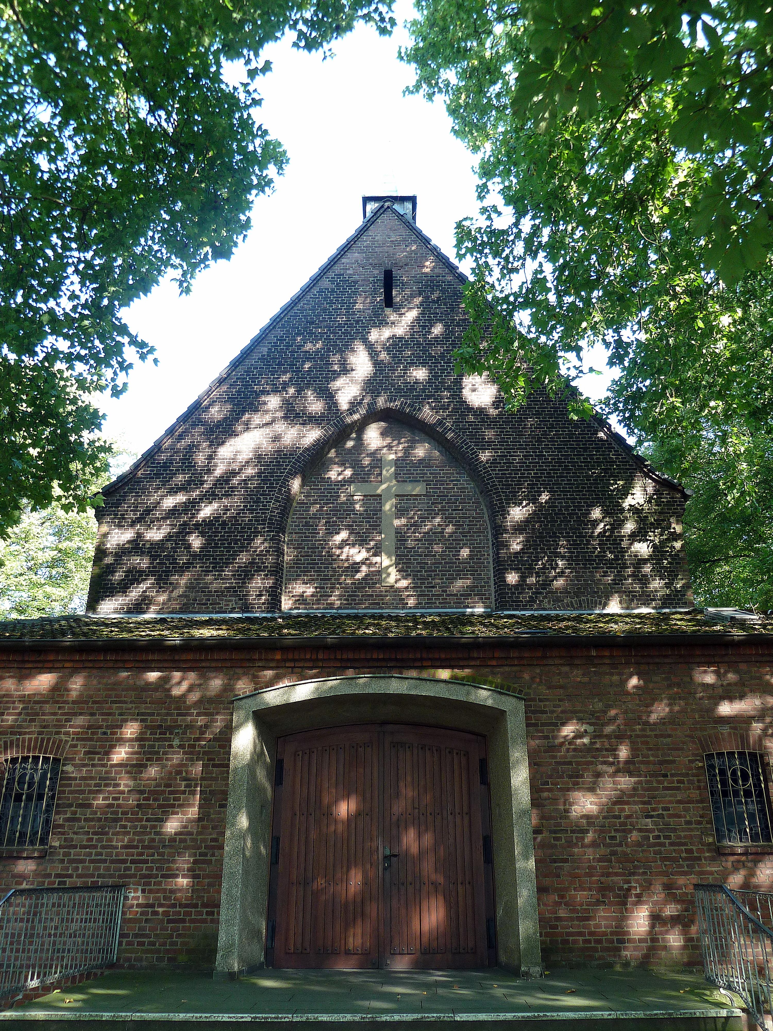 File Kath Kirche St Franziskus In Duisburg Grossenbaum Panoramio