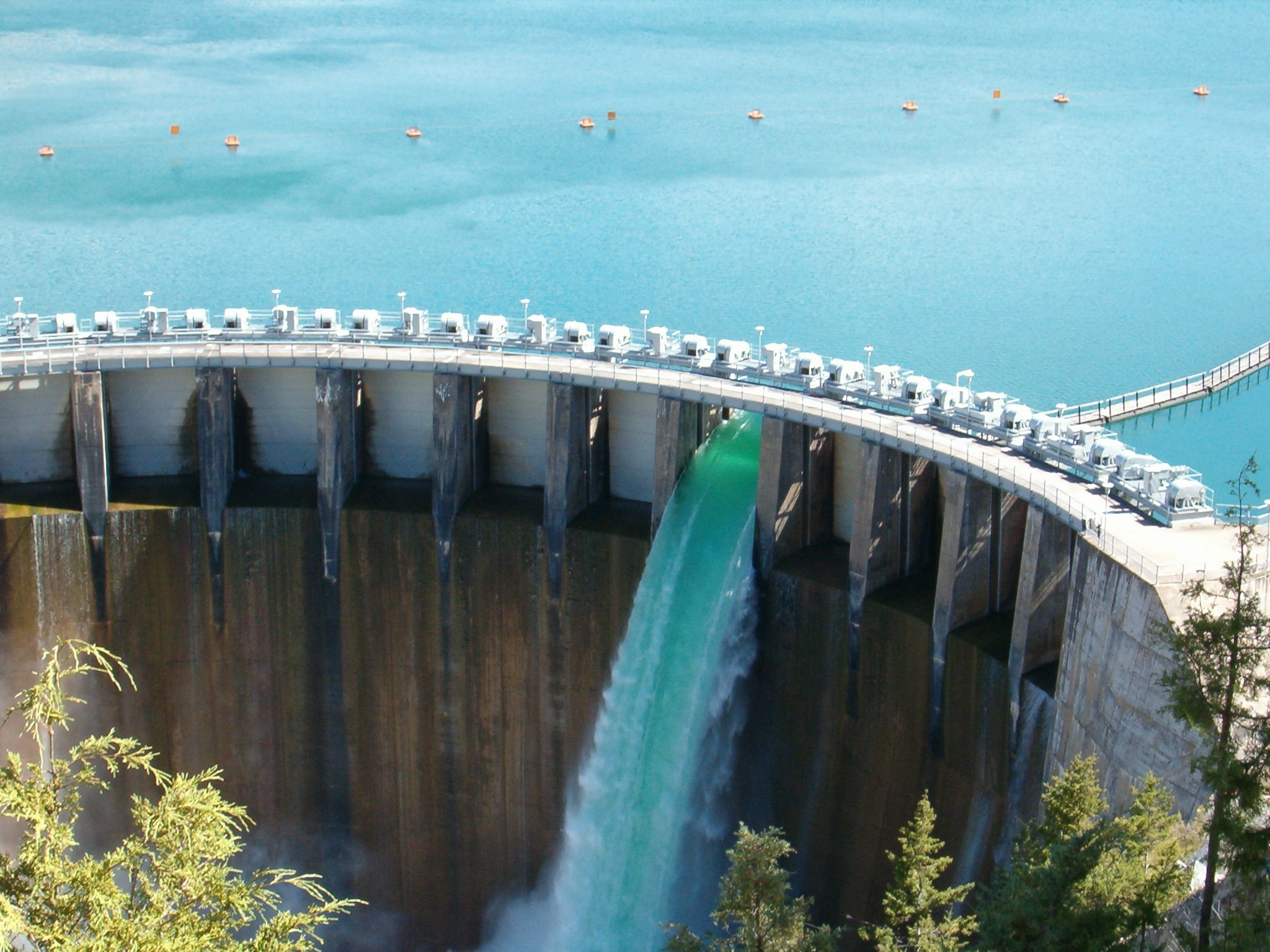 35 interesting photos of Kerr Dam in Montana : Places ...