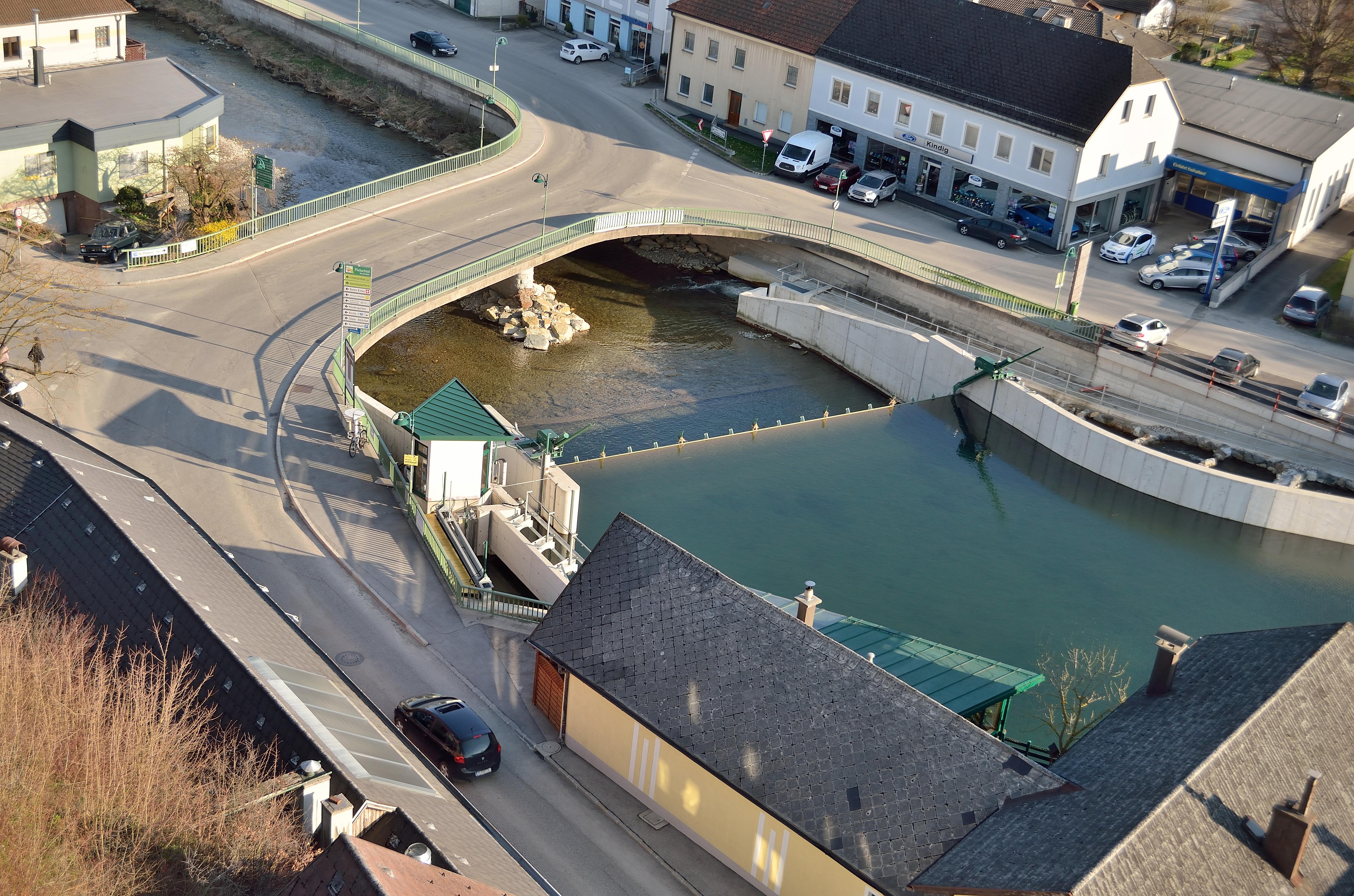 Startseite - Services - Impressum - Kirchberg an der Pielach