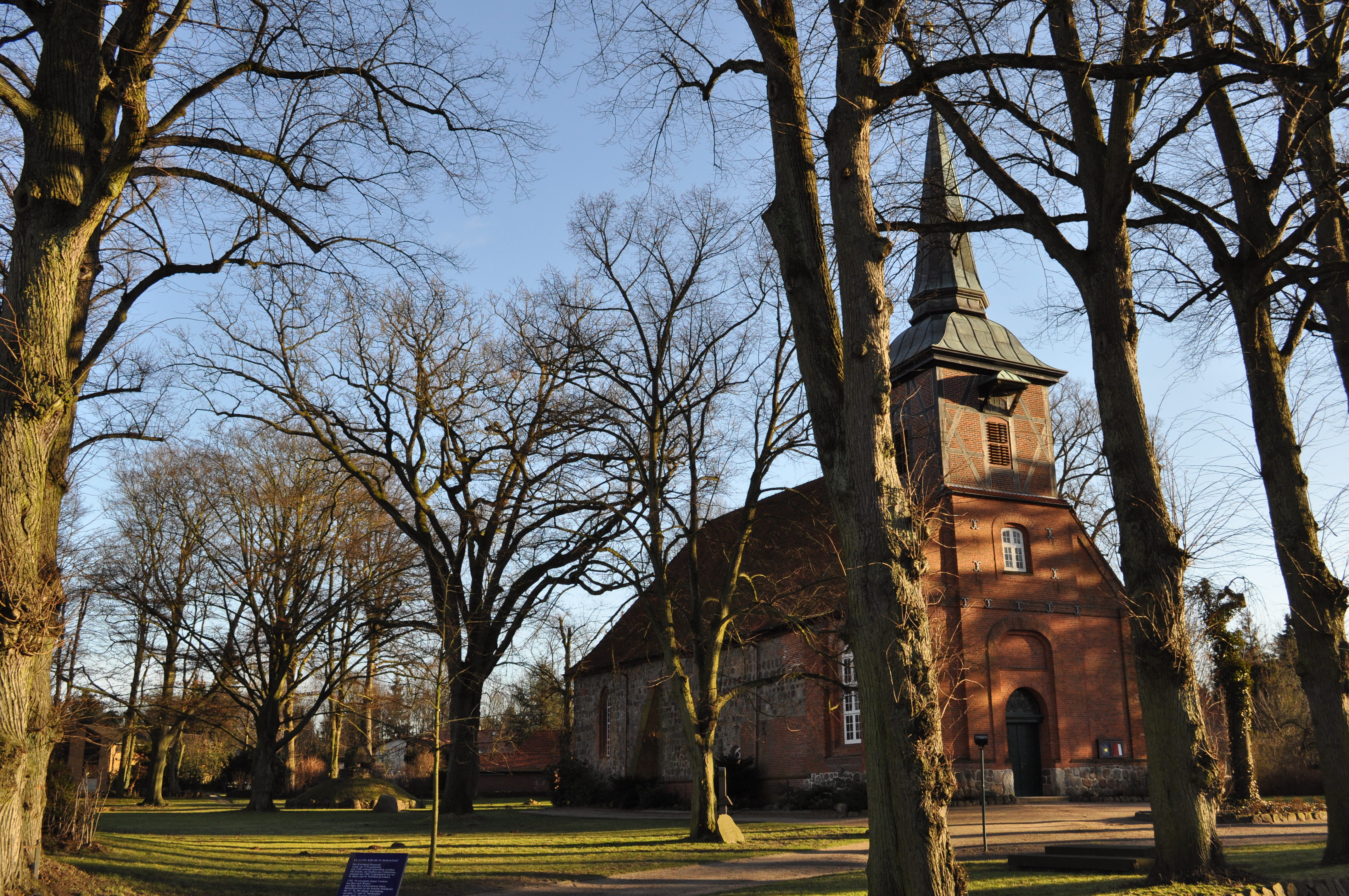 Kirche Bergstedt