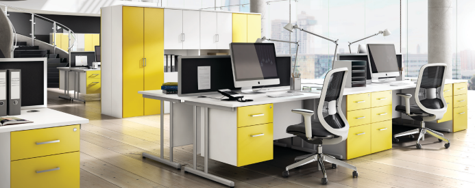 File Kit Out My Office S Hd Colour Yellow Office