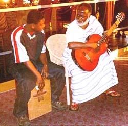 Koo Nimo Ghanaian musician
