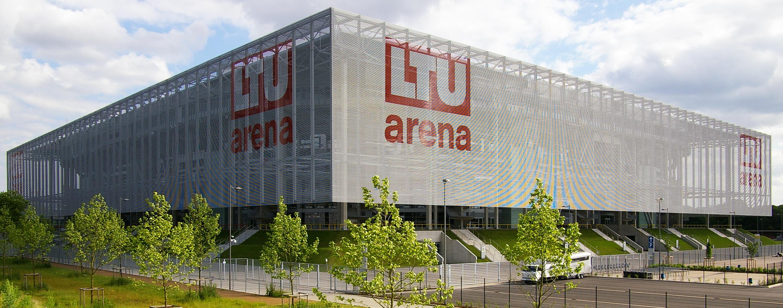 Stadien, Hallen und Arenen in Düsseldorf