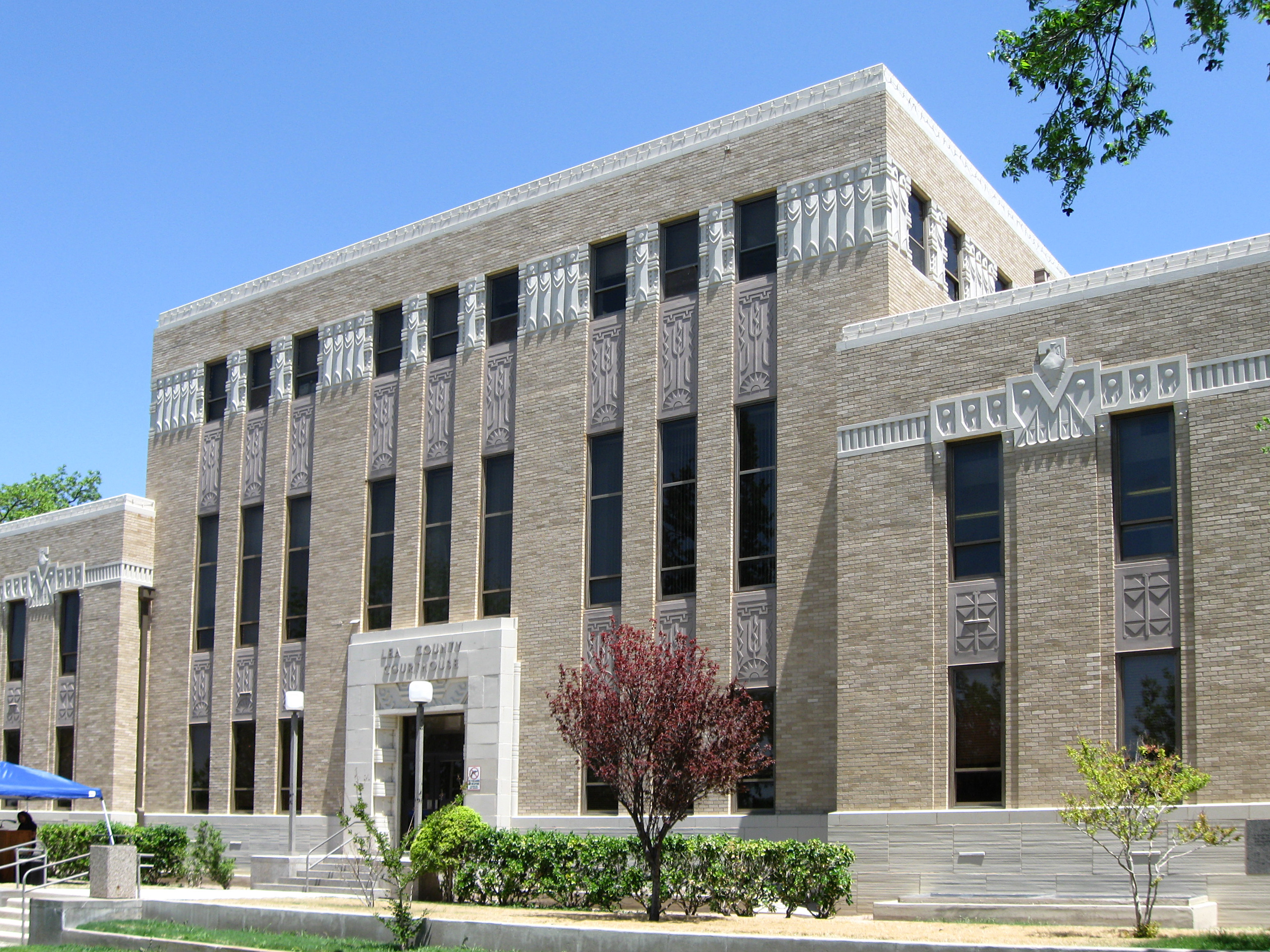 Lea County Courthouse - Wikipedia, the free encyclopedialea county