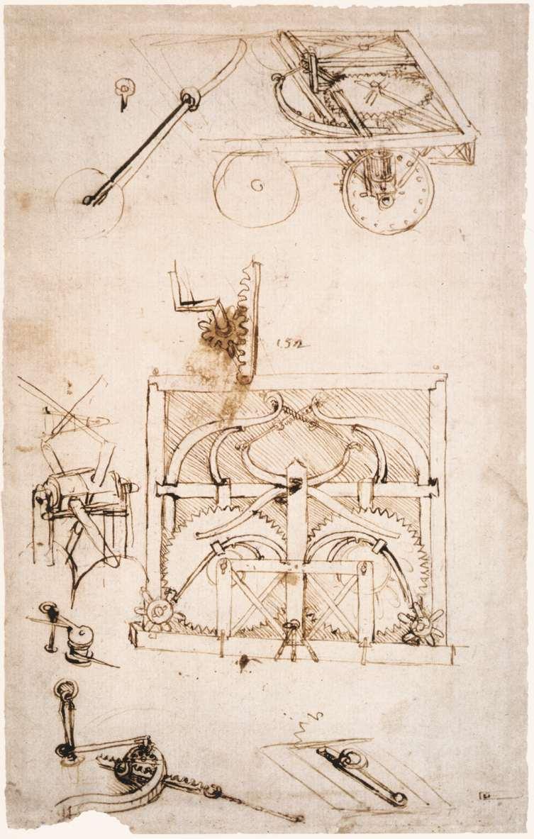Leonardo da vinci, Automobile.jpg