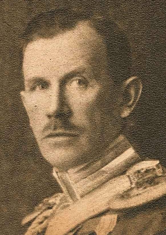 equestrian. Svenska: sv:Gustaf Lewenhaupt (ryttare) (1879-1962), svensk greve, officer, kammarherre, ryttare och deltagare i Olympiska spel. Date 1942