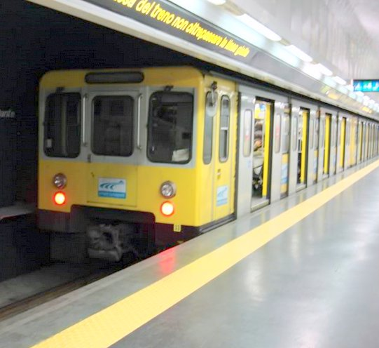 metro napoli - photo #19