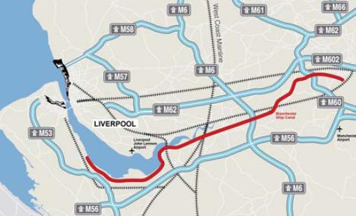 Ficheiro Liverpool City Region Motorways Png Wikipedia A Enciclopedia Livre