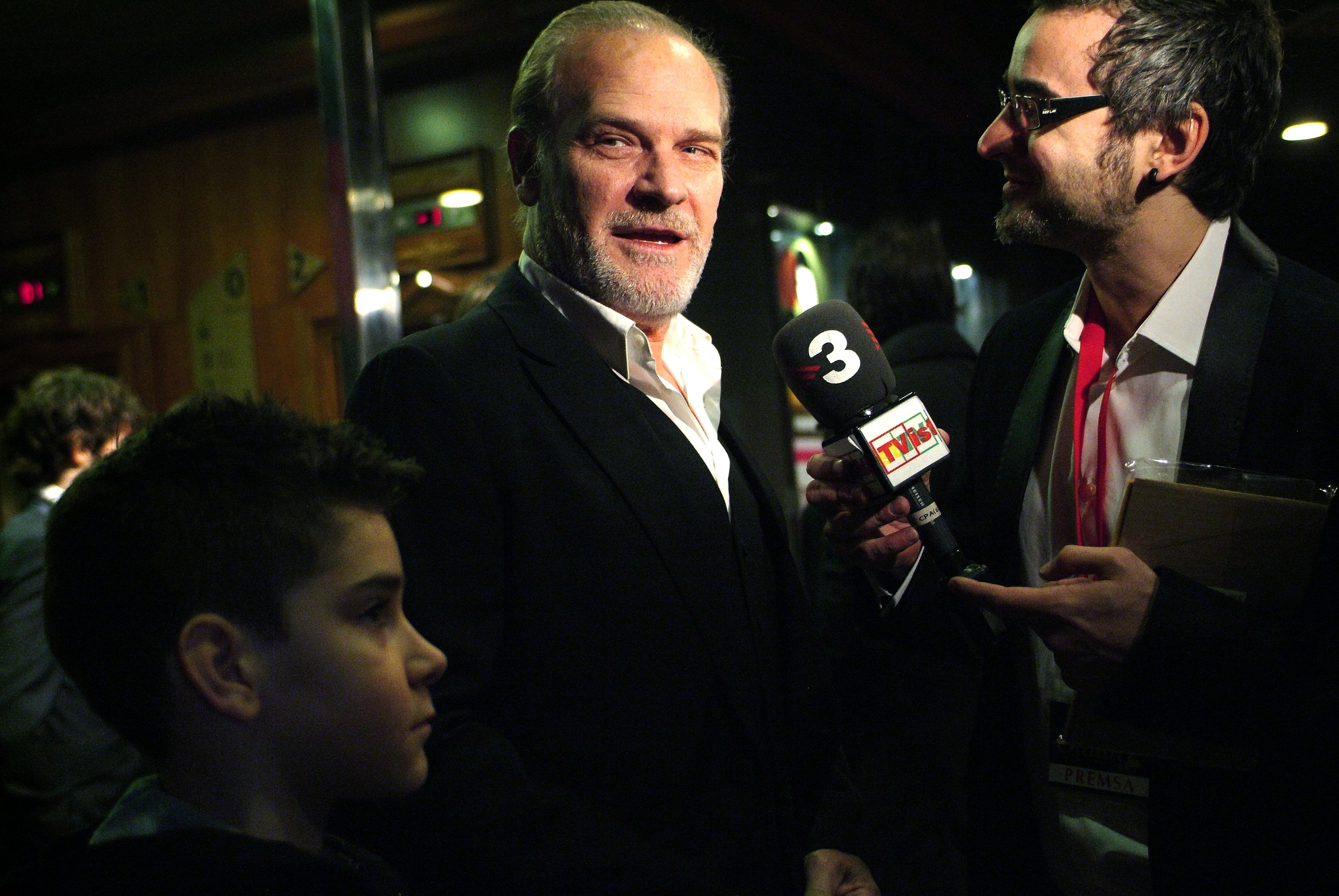 Hispania La Leyenda Full Movie lluís homar - wikipedia