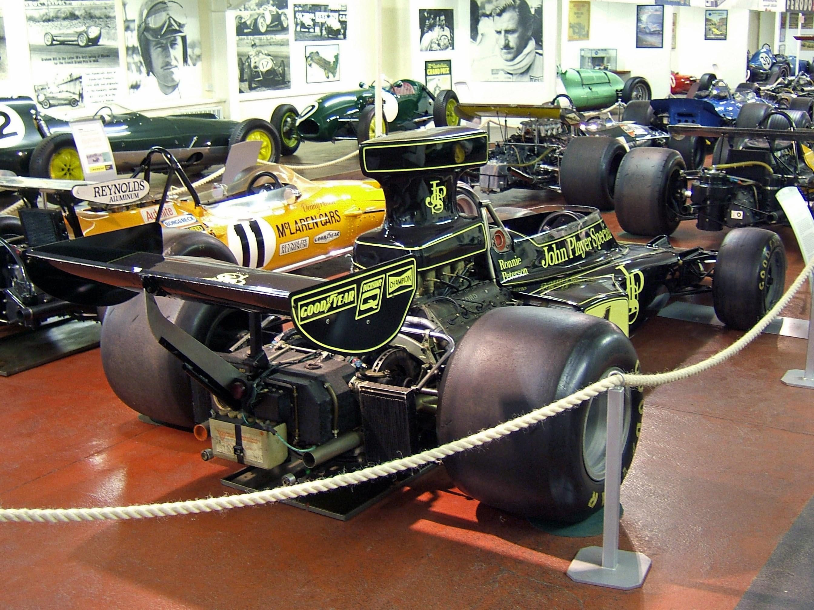 File Lotus 72 Jps Donington Jpg Wikimedia Commons