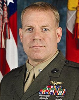 Lt. Col. Chris Raible