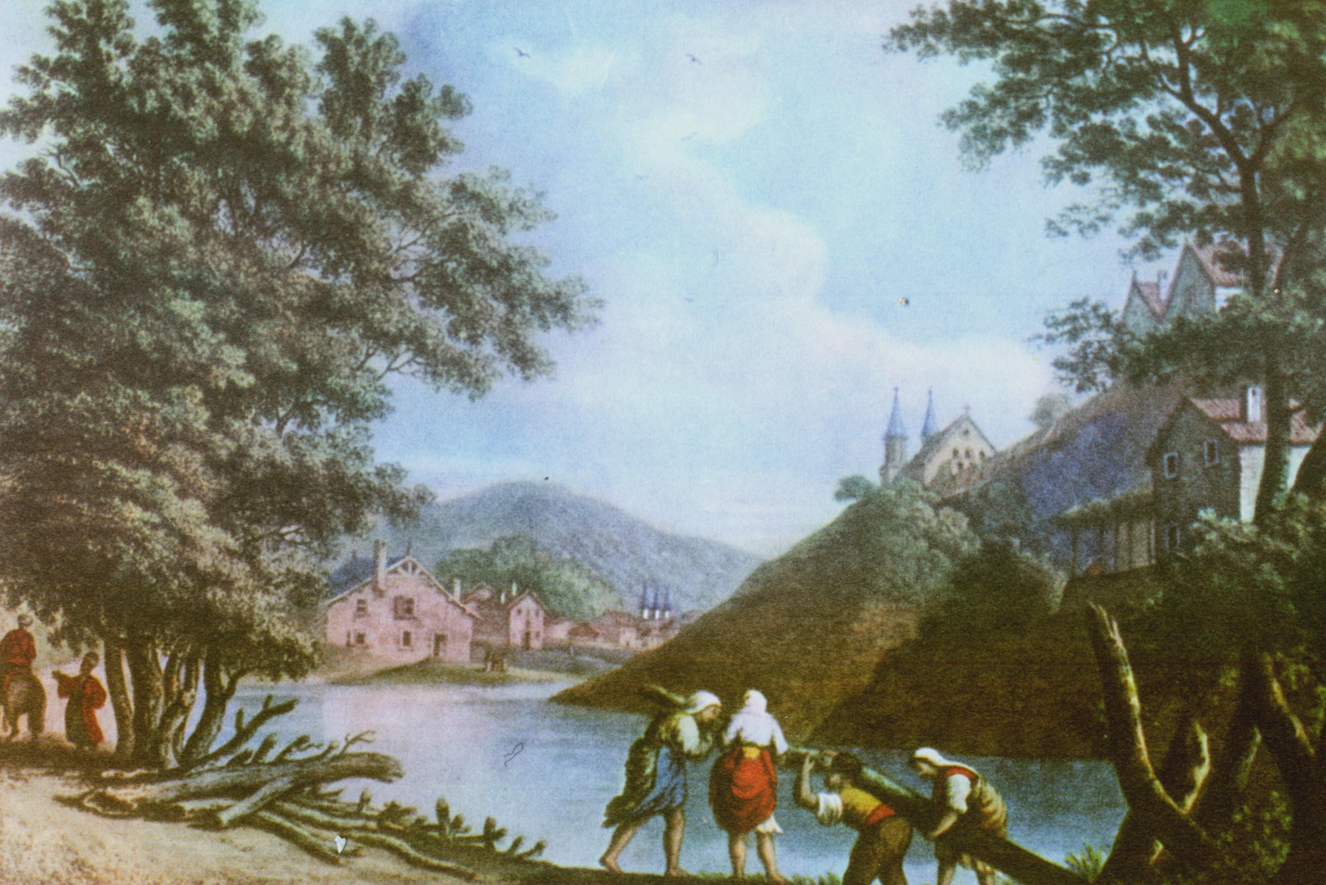 Fişier:Lugi Mayer - Pitesti in 1793.jpg