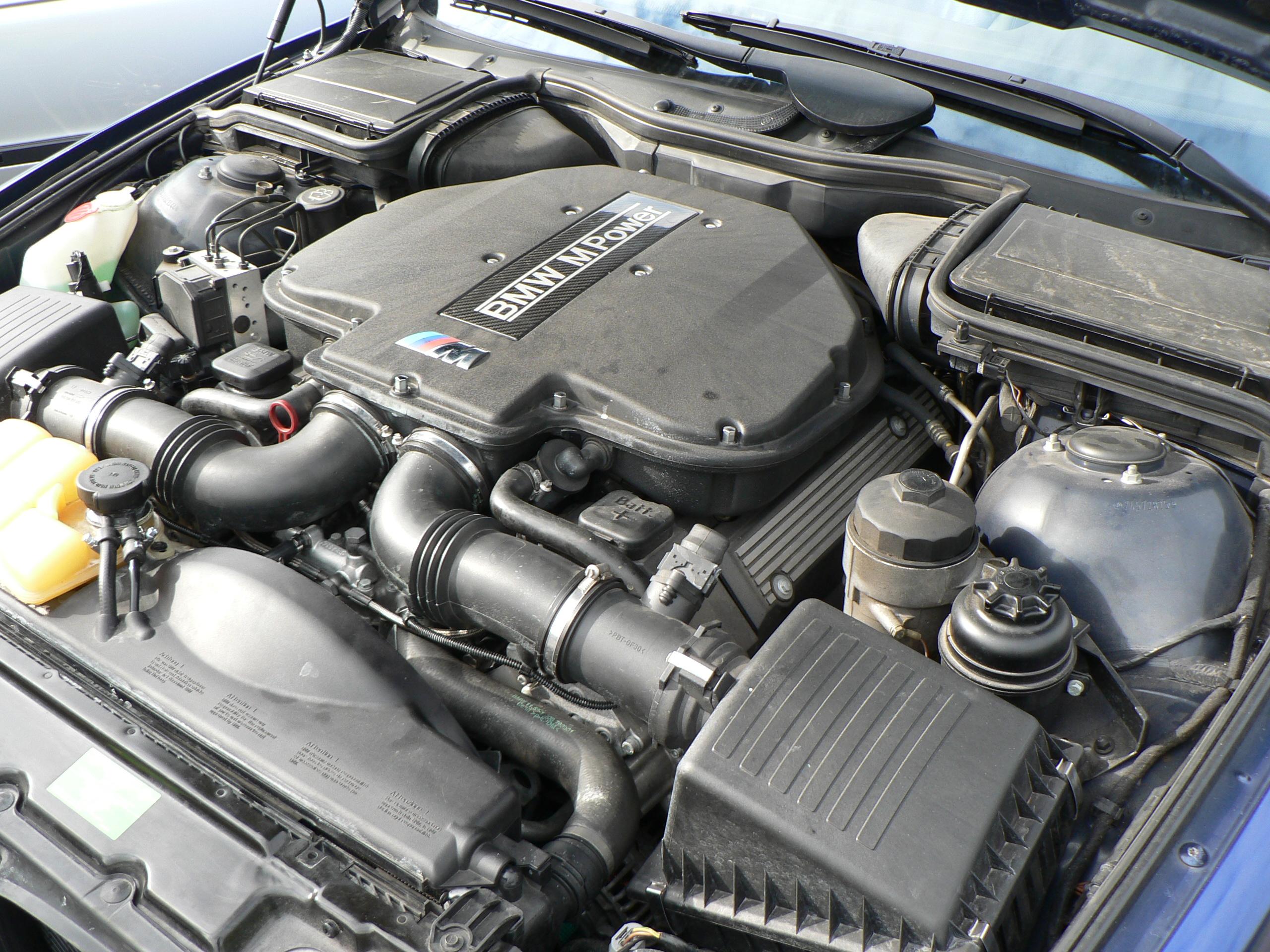 File M5 E39 V8 Engine Jpg