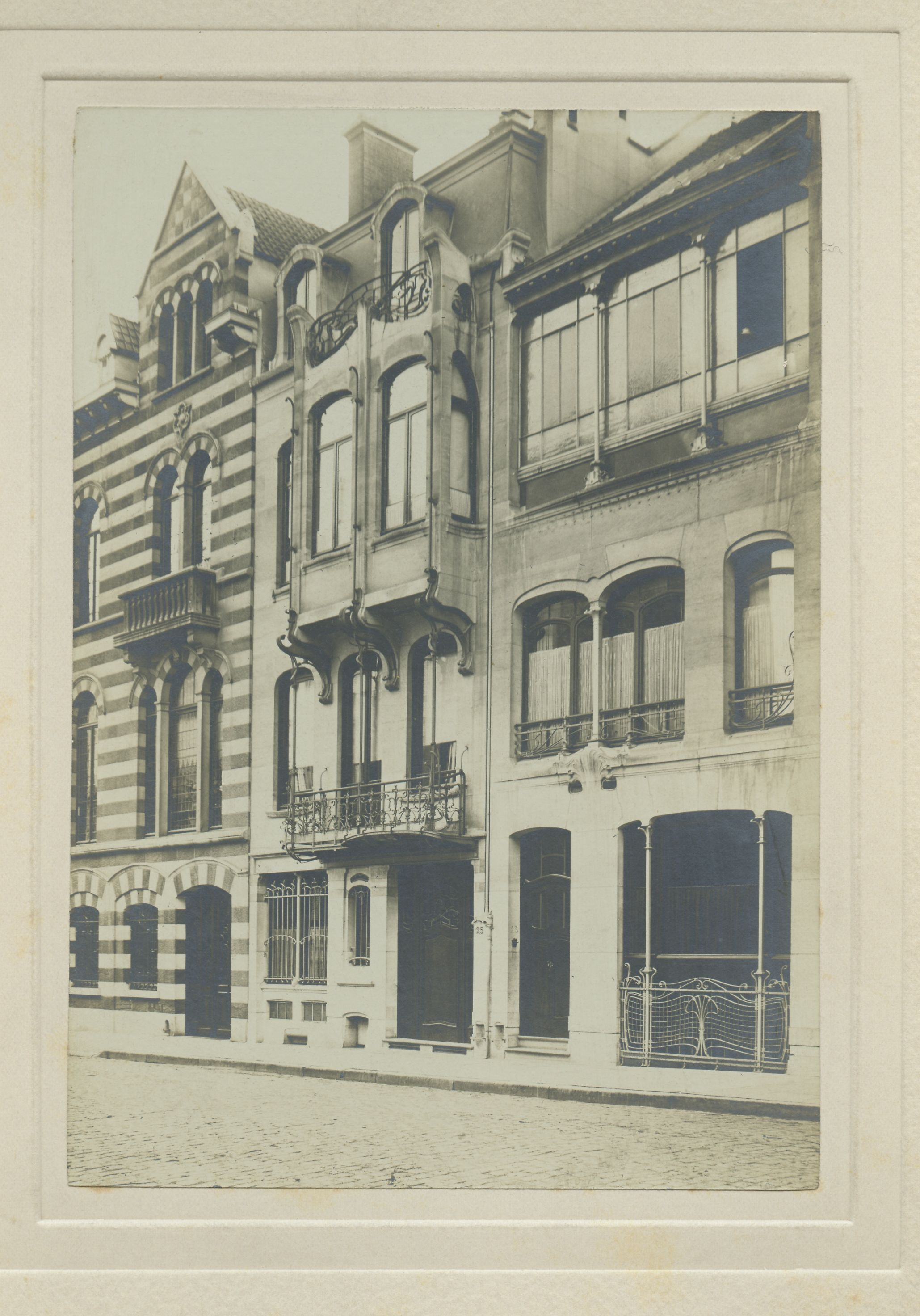 Photo De Maison Americaine file:maison horta (23-25, rue américaine, 1060, brussels