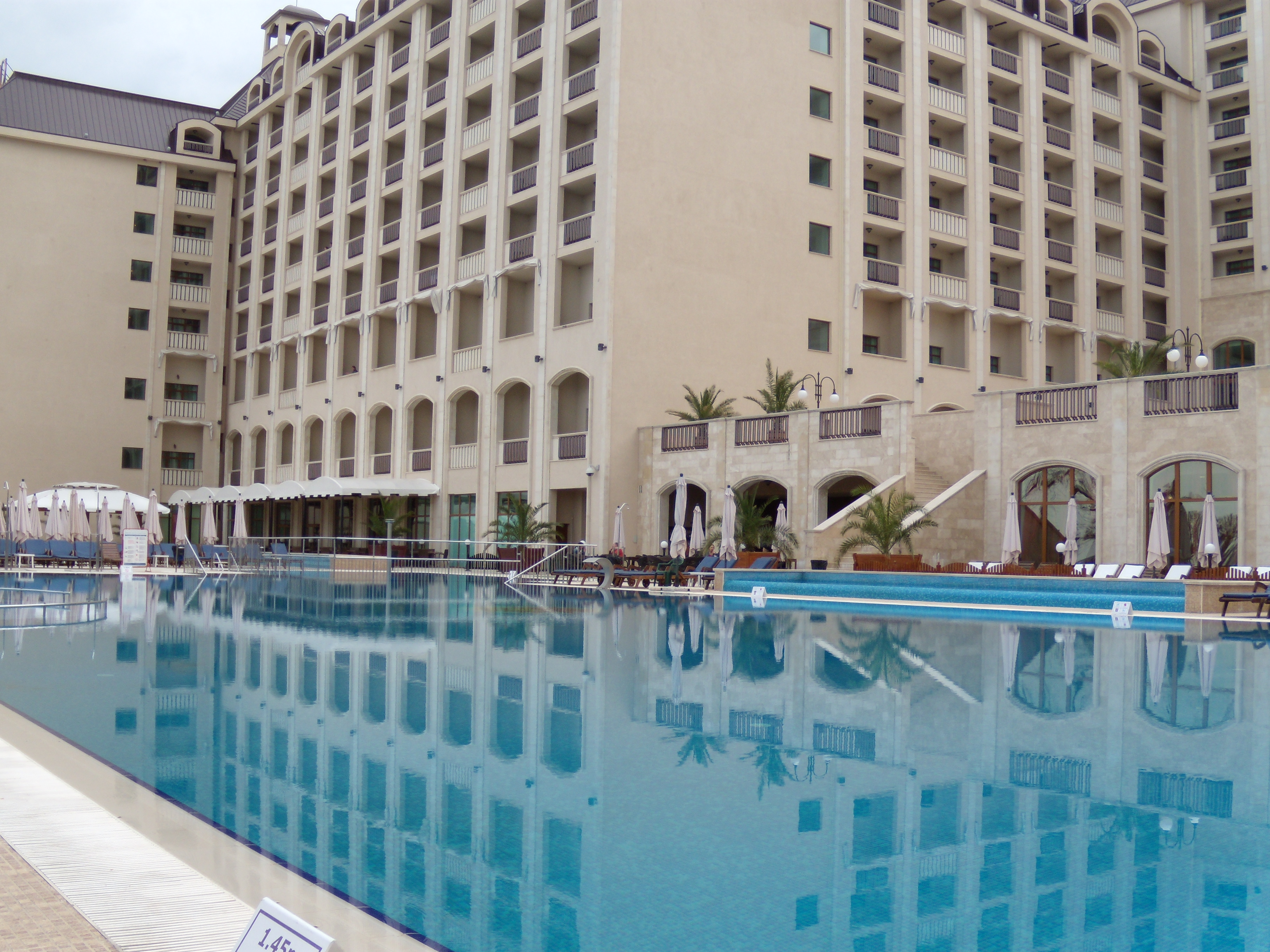 Melia Grand Hermitage Hotel Dolcestate Sizilien
