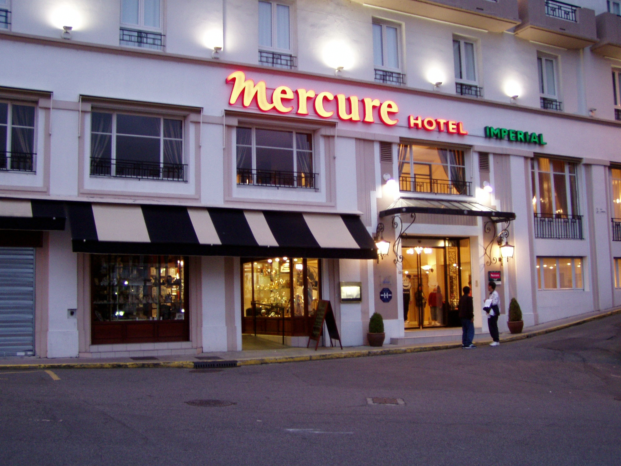 mercure casino