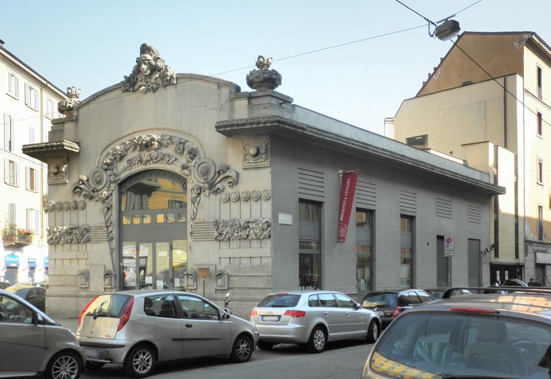 File:Milano biblioteca Venezia.JPG - Wikimedia Commons