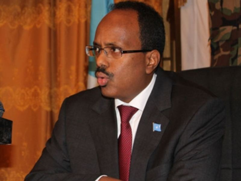 Image result for Mohamed Abdullahi Mohamed
