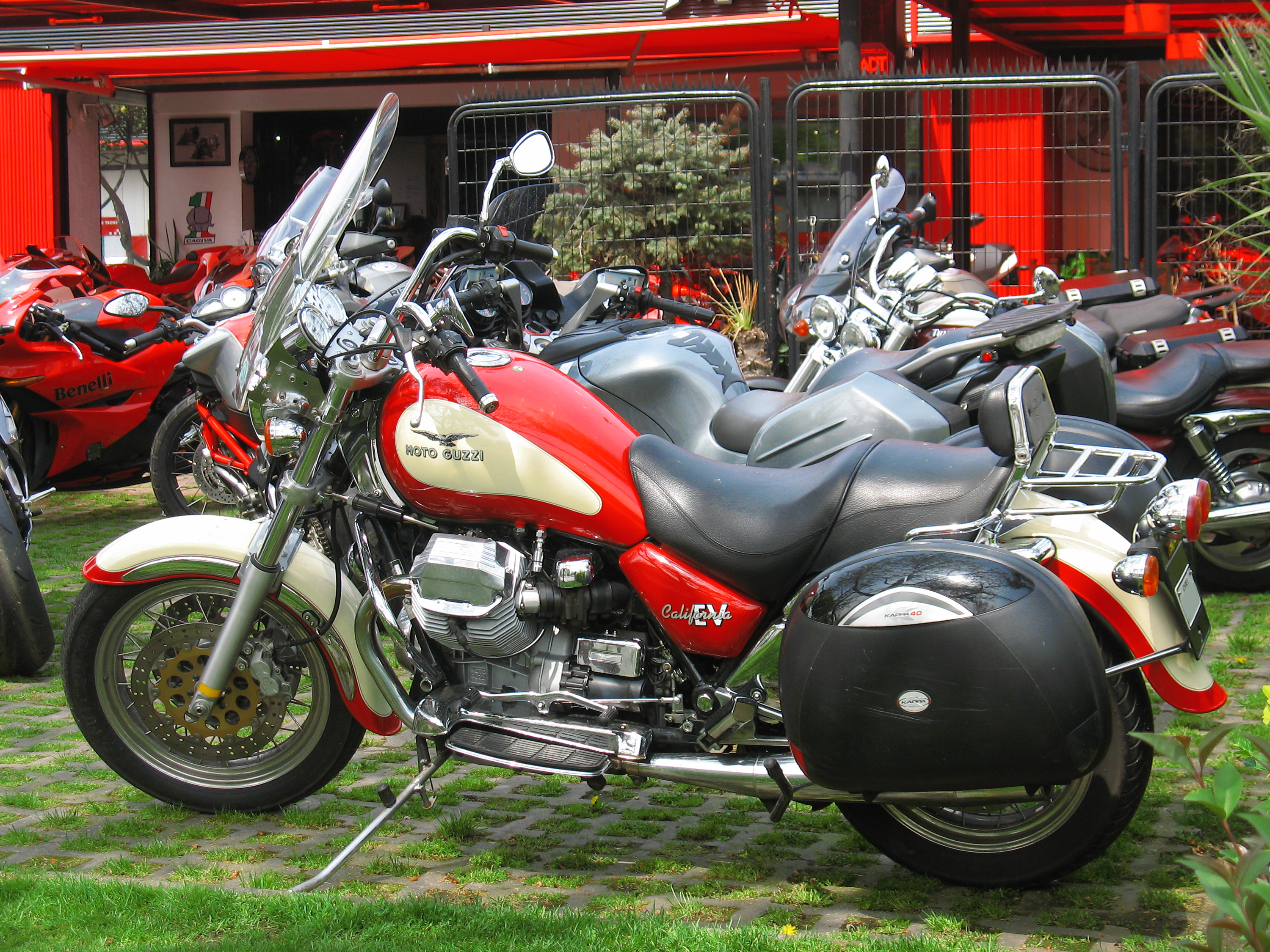 Guzzi California Ev Touring