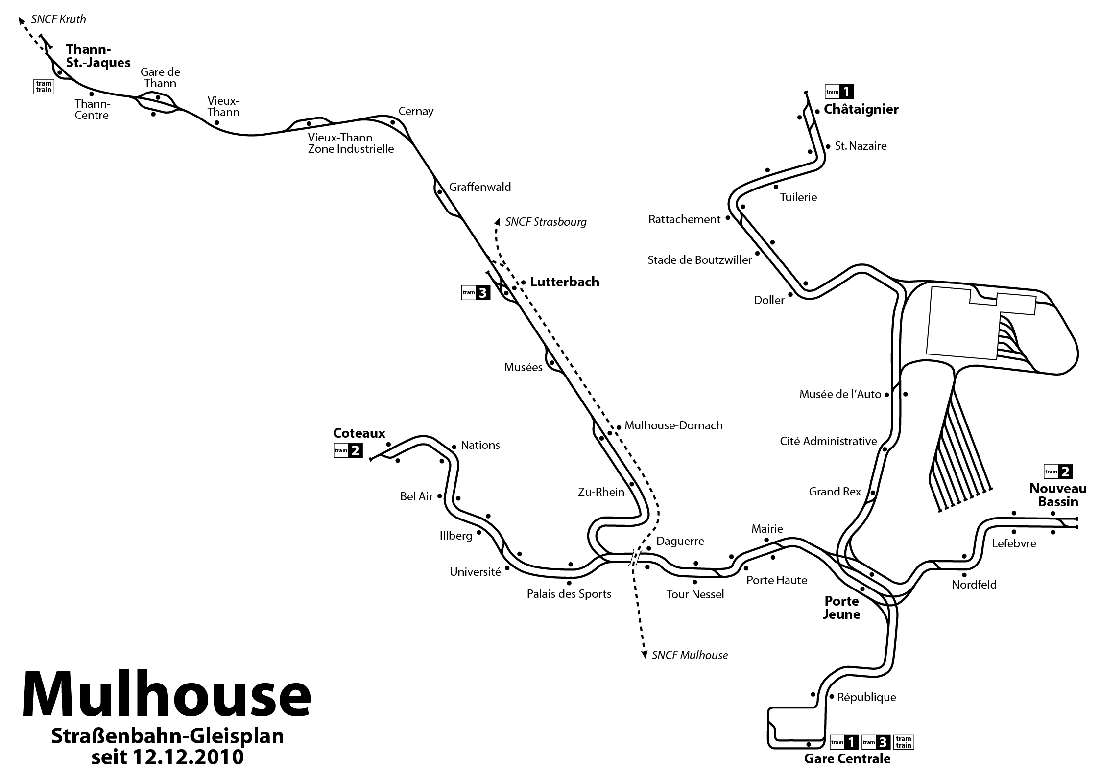 FileMulhouse tramway mappng Wikimedia Commons