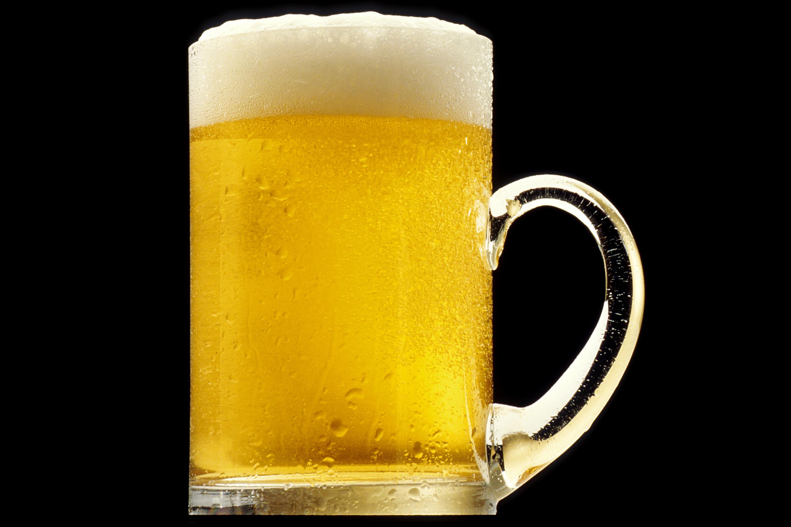 Ice Cold Beer Mug