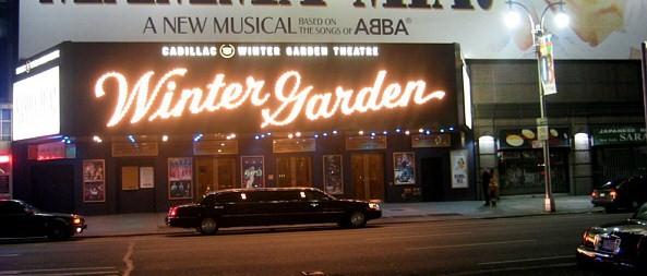 Winter Garden Theatre Wikidata