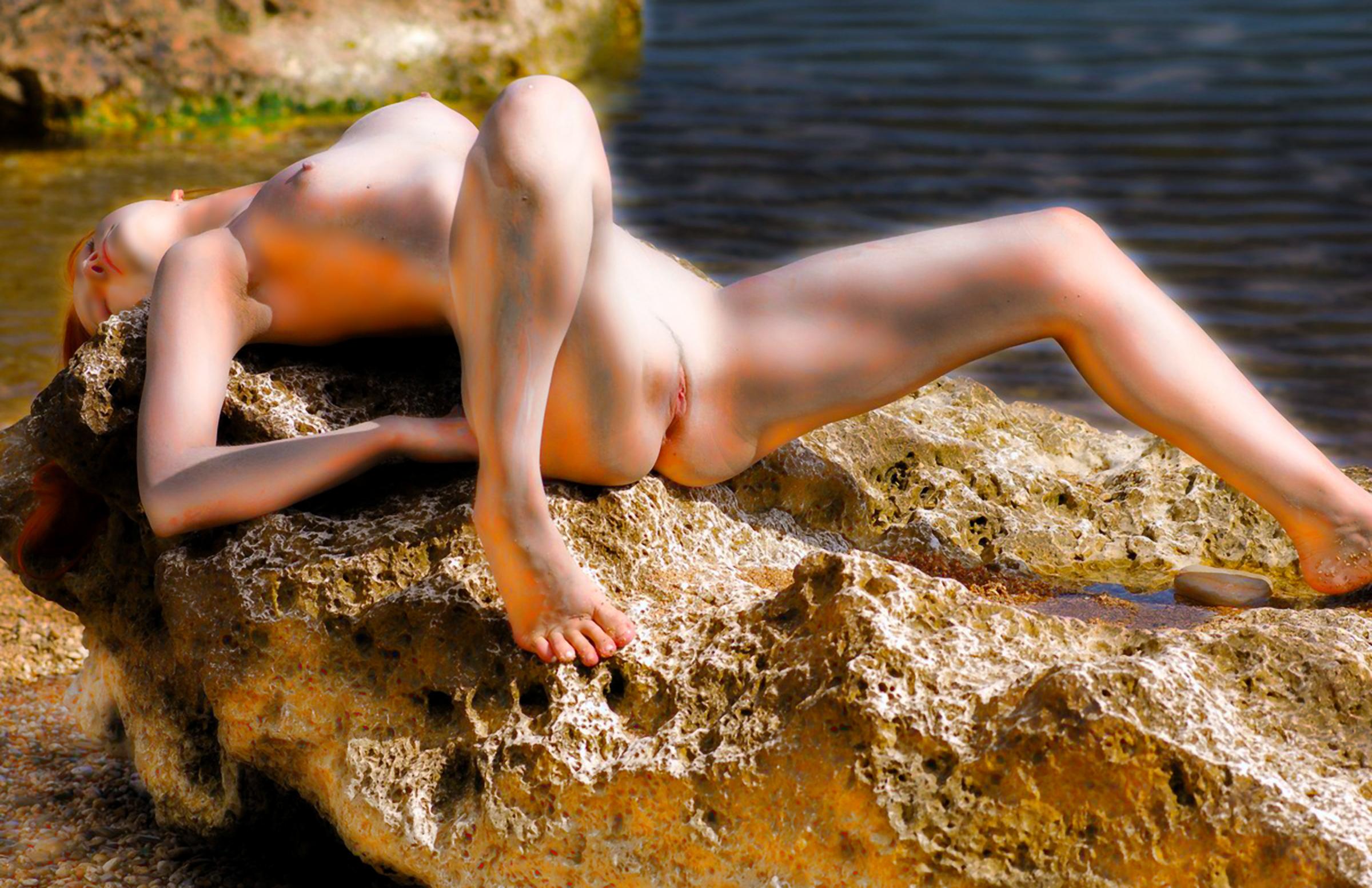Creative Mons Nude Women