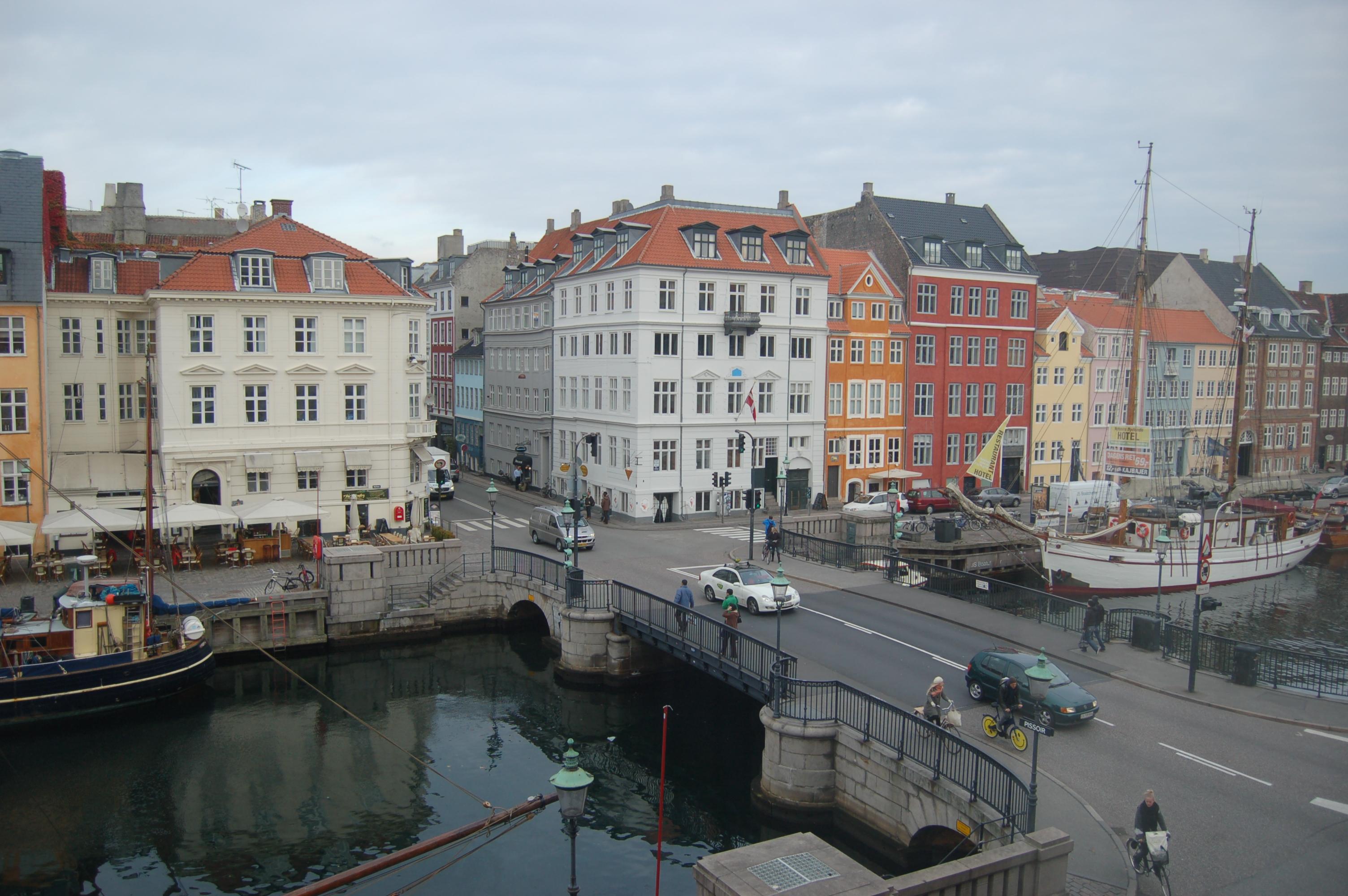 hoteller i nyhavn københavn