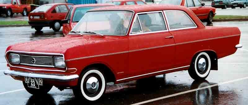 File Opel Rekord Door Sedan Jpg Wikimedia Commons