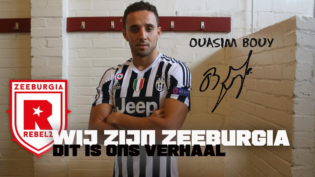 Ouasim Bouy Dutch professional footballer