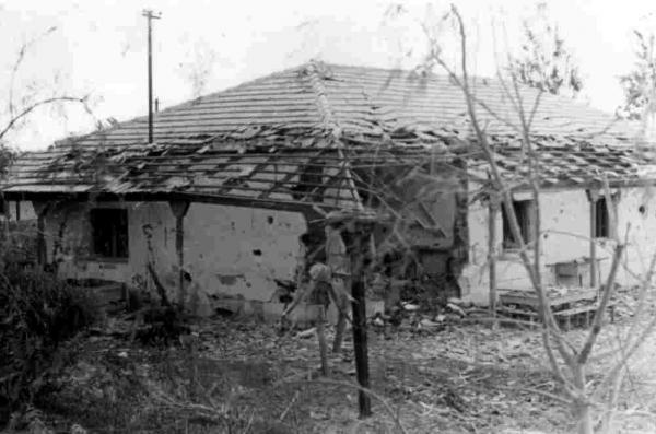 בית הרוס במלחמת השחרור