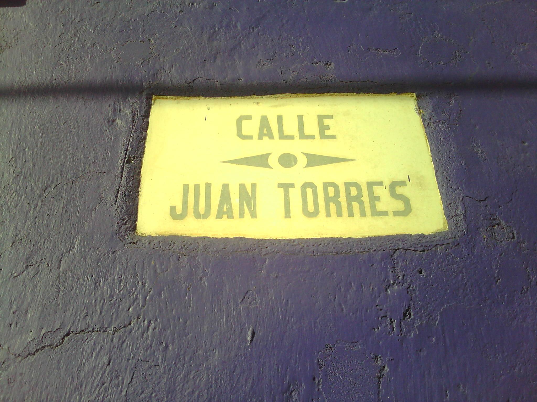 Archivoplaca De Calle Juan Torres Ocampo Guanajuatojpg