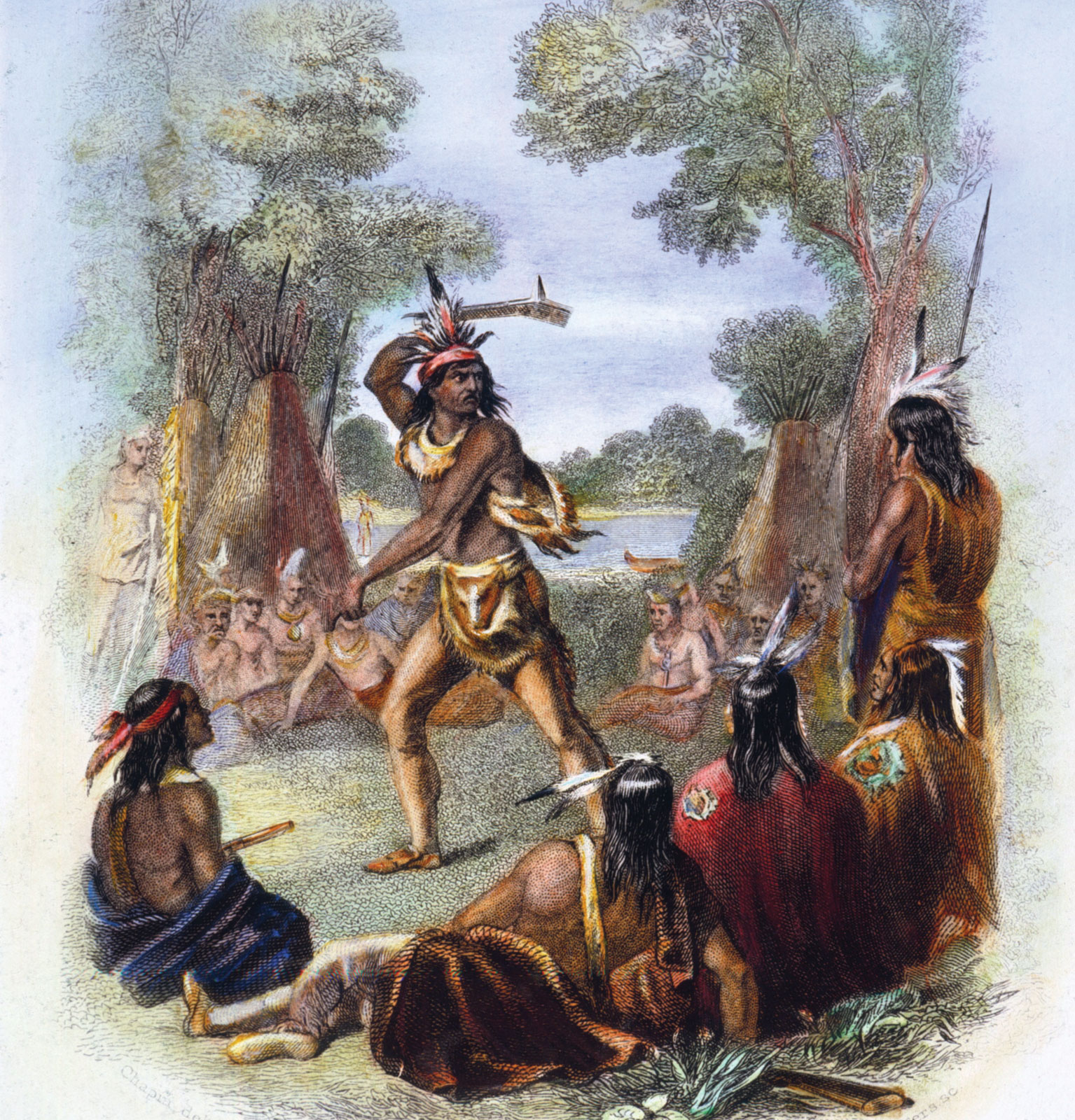 french and indian war and indians French and indian war: french and indian war, american phase of a worldwide nine-year war (1754–63) fought between france and great britain.