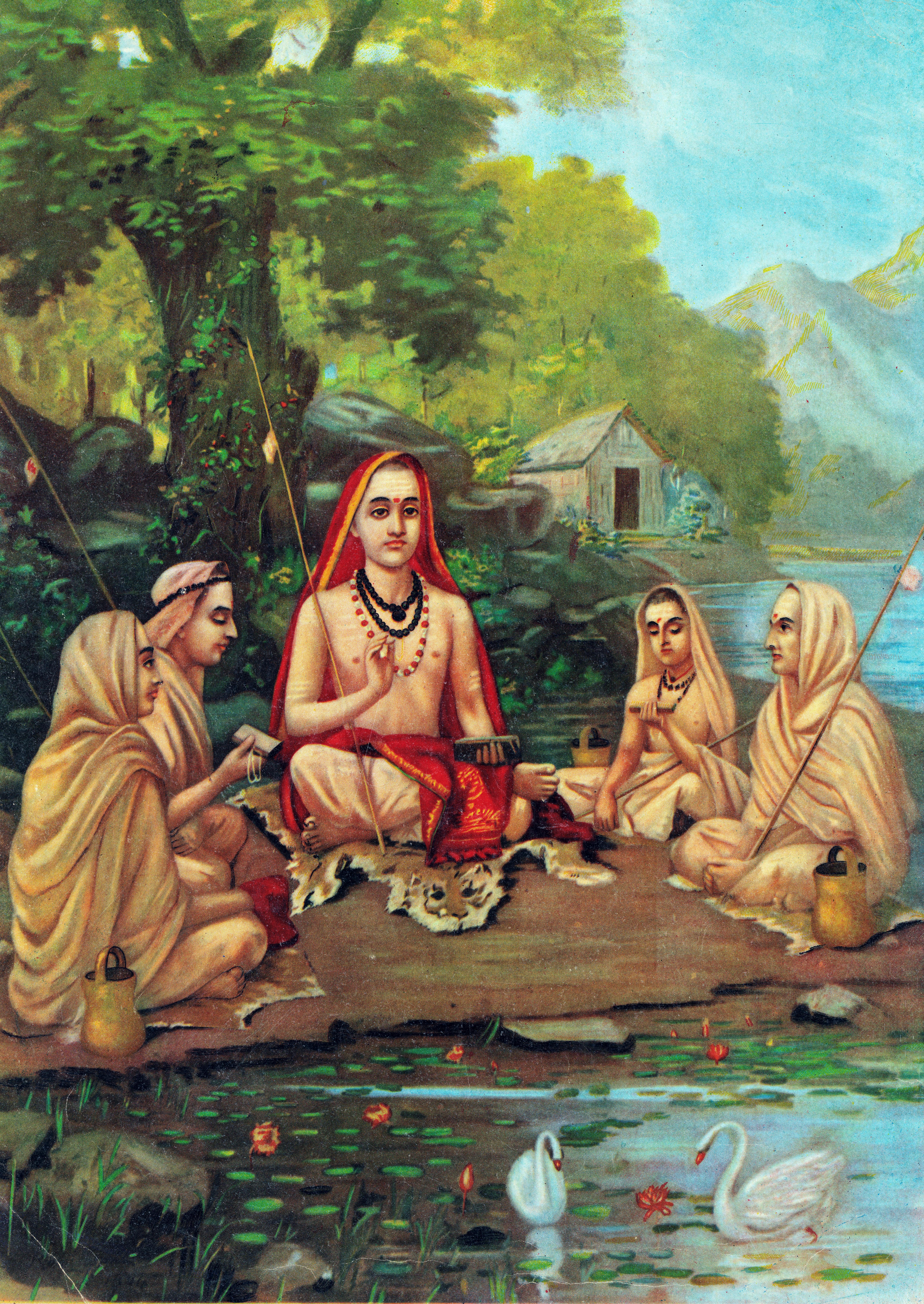 Laghu Vakya Vritti - Sri Shankaracharya