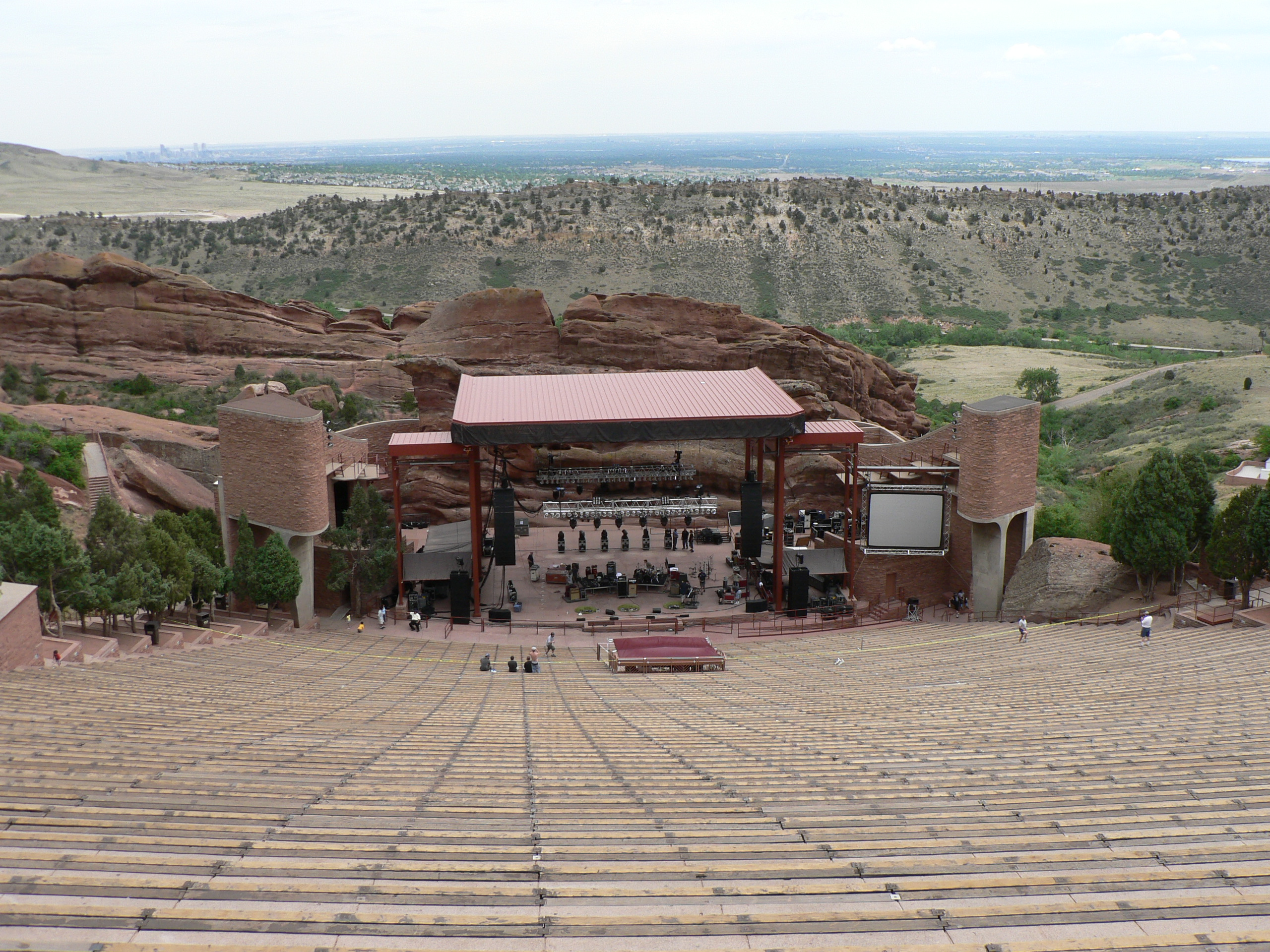 Did You Know Red Rocks Amphitheatre Has an Official Whiskey?