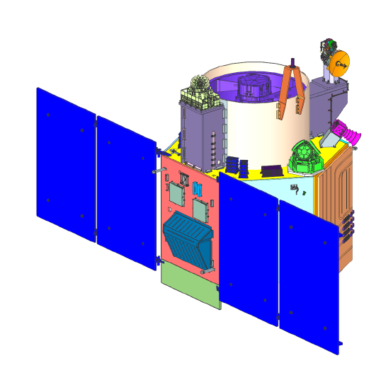 Render of Cartosat-3 satellite in deployed configuration.png