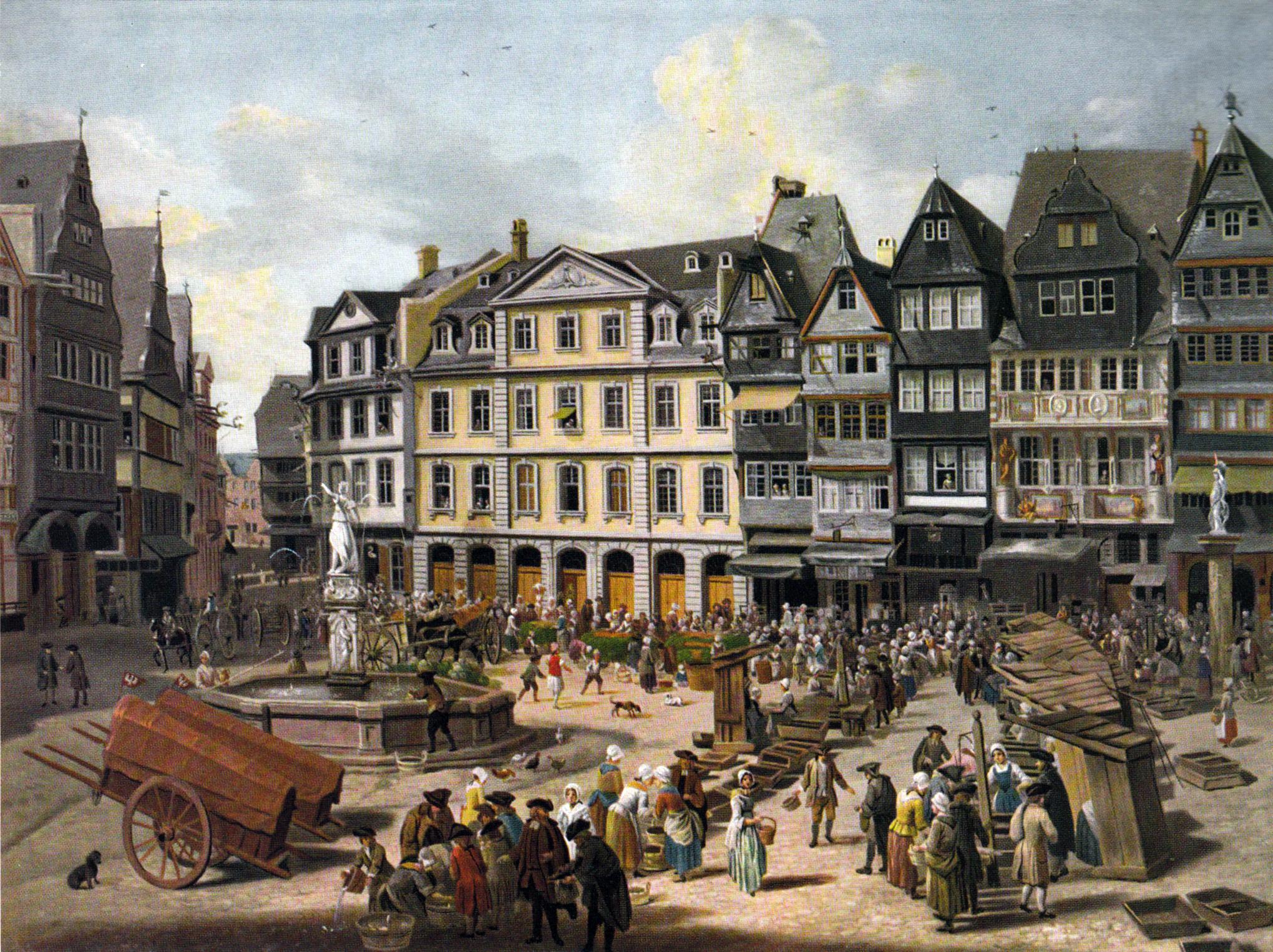 File:Roemerberg Frankfurt 1754 by CG Schuetz sen.jpg