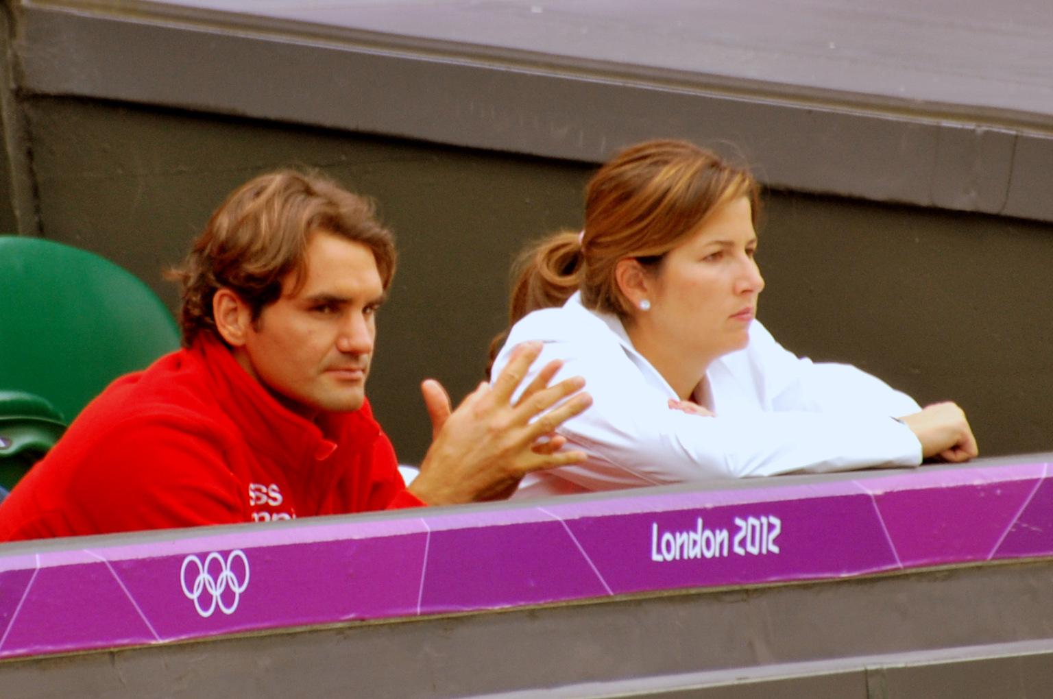 Mirka Federer Wikipedia