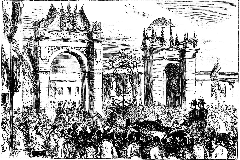 Triumphal Entry File:russians' triumphal entry