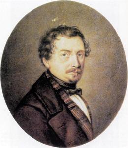 Salvatore Cammarano escribió los libretos de Alzira, La batalla de Legnano y Luisa Miller