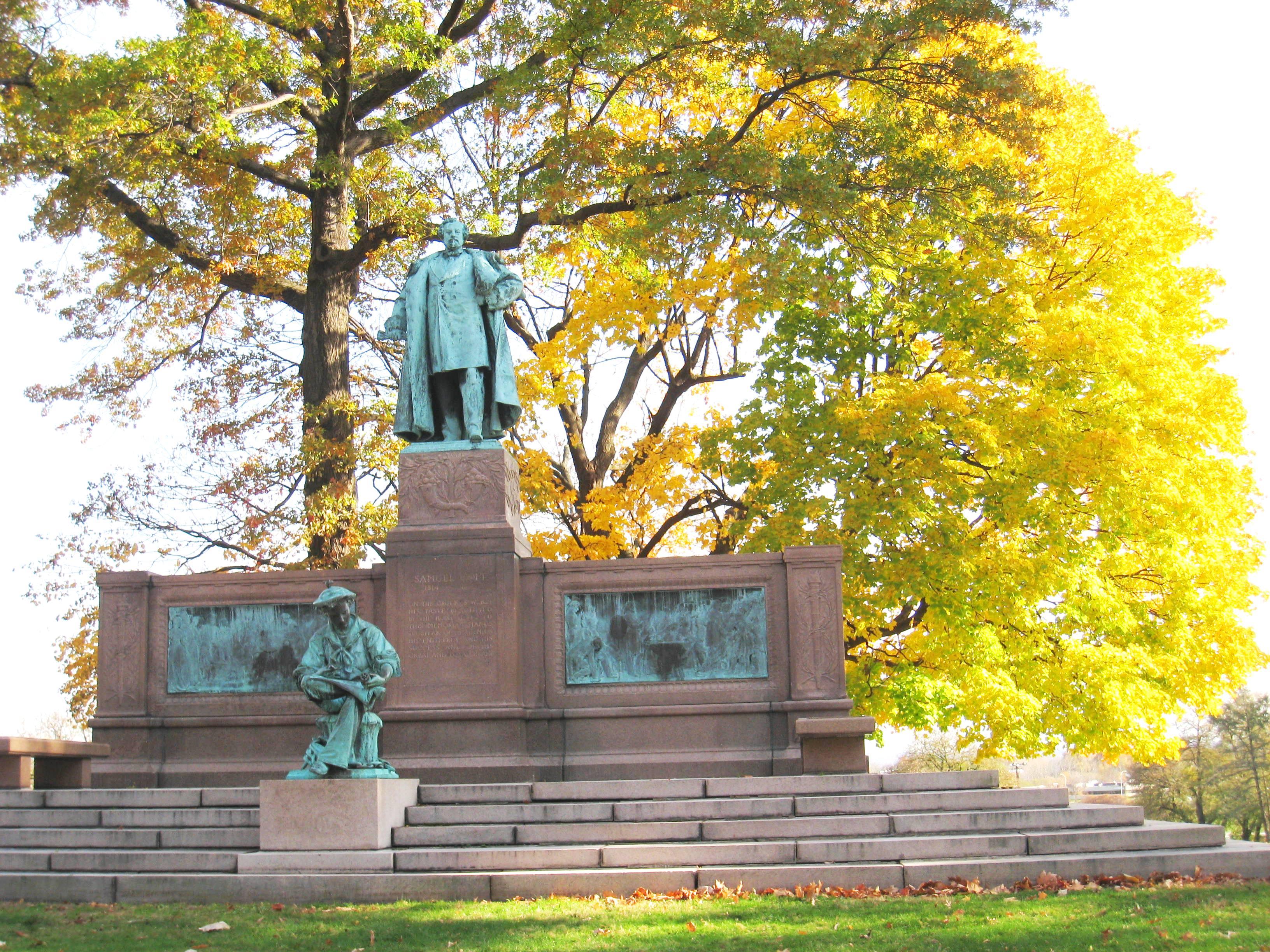 Hartford Botanical Garden