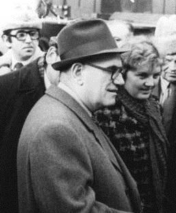István Sarlós Hungarian politician